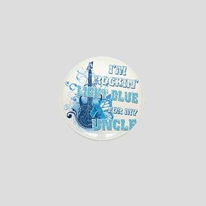 Im Rockin Light Blue for my Uncle Mini Button