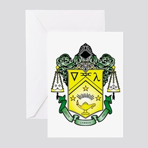 Crest Greeting Cards (Pk of 10)