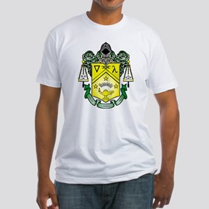 Crest Fitted T-Shirt