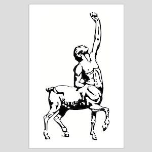 Centaur Large Poster