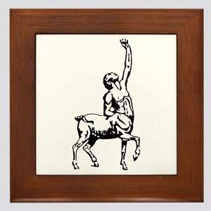 Centaur Framed Tile