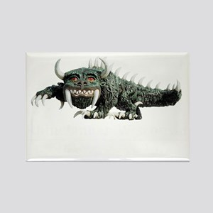 rhinelander_hodag_4dark_colors Rectangle Magnet