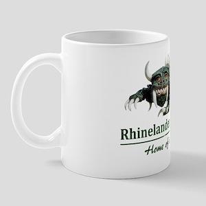 Hodag_Rhinelander Mug