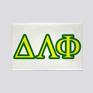 Brother Letters/Colors Rectangle Magnet