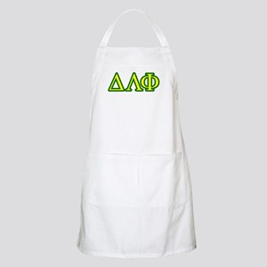 Brother Letters/Colors BBQ Apron