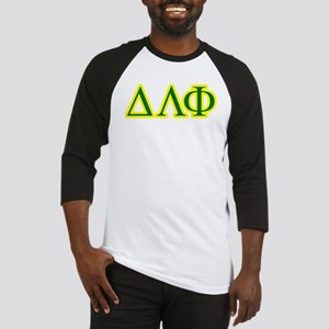 Pledge Letters/Colors Baseball Jersey