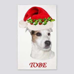 TOBE CHRISTMAS STOCKING 3'x5' Area Rug