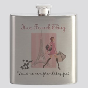 French Thing light Flask