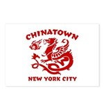 Chinatown New York City Postcards (Package of 8)