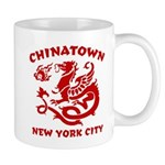 Chinatown New York City Mug