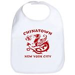 Chinatown New York City Bib