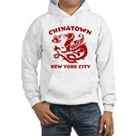 Chinatown New York City Hooded Sweatshirt