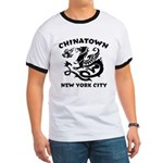 Chinatown New York City Ringer T