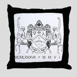 Anniversary Throw Pillow