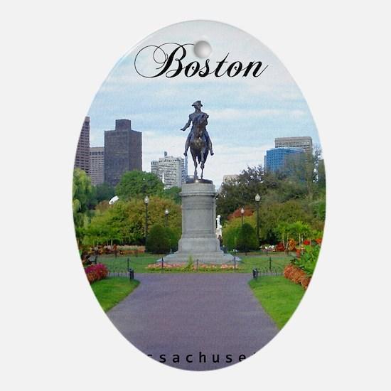 Boston_5.5x8.5_Journal_BostonPublicG Oval Ornament