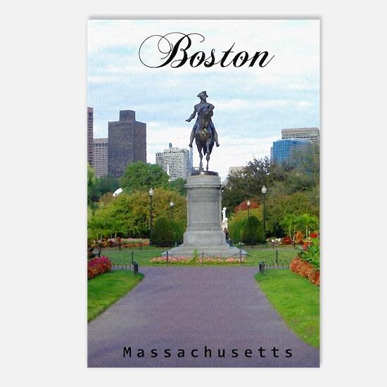 Boston_5.5x8.5_Journal_Bo Postcards (Package of 8)