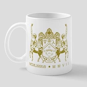 Anniversary Gold Mug