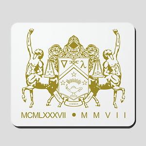 Anniversary Gold Mousepad