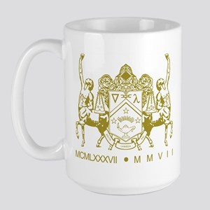 Anniversary Gold Large Mug