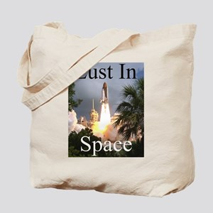 Lust in Space Tote Bag