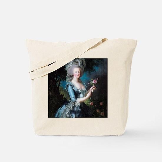 marie-antoinette-portrait_15x18v Tote Bag