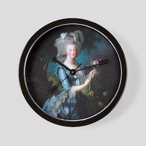 marie-antoinette-portrait_b Wall Clock