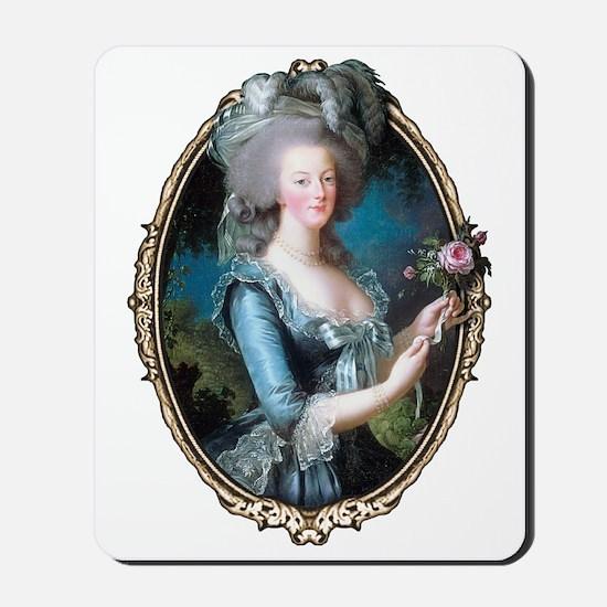 marie-antoinette-portrait_tr Mousepad