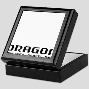 dragon66red Keepsake Box