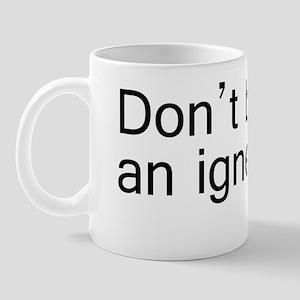 igneous copy Mug