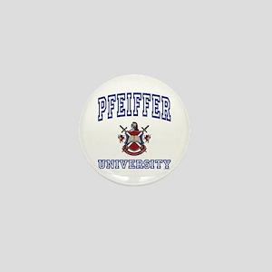 PFEIFFER University Mini Button