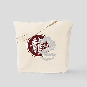 dragon51black Tote Bag