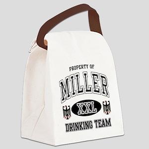 Miller German Drinking Team Canvas Lunch Bag