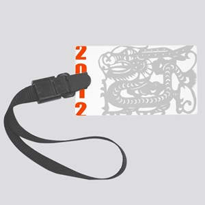 dragon52dark Large Luggage Tag