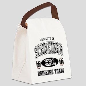 Schneider German Drinking Team Canvas Lunch Bag