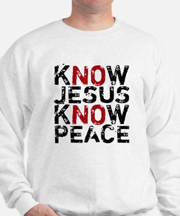 KnowJesus Sweatshirt