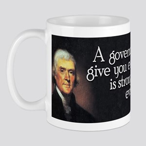 Jefferson_BigGovt Mug