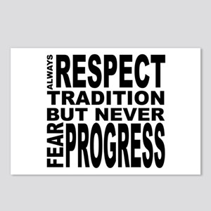 respect Postcards (Package of 8)