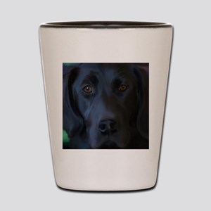 BlackLabFLipFlops Shot Glass