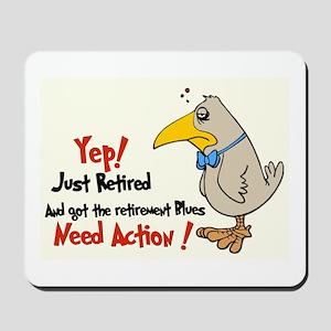 Yep Need Action! :-) Mousepad