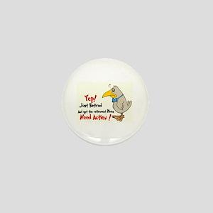 Yep Need Action! :-) Mini Button