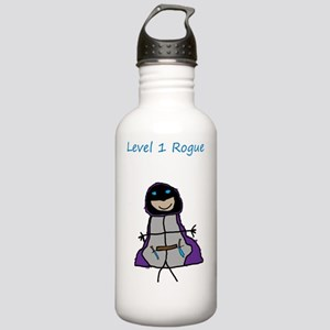 lvl1 Rouge Stainless Water Bottle 1.0L