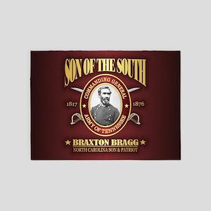 Braxton Bragg 5'x7'Area Rug