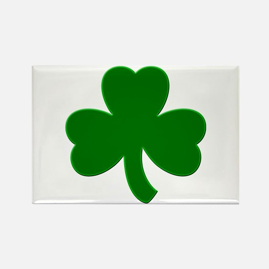 Shamrock ver6 Rectangle Magnet