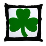 Shamrock ver6  Throw Pillow