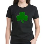 Shamrock ver6 Women's Dark T-Shirt