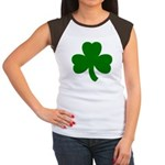 Shamrock ver6 Women's Cap Sleeve T-Shirt