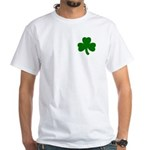 Shamrock ver6 White T-Shirt