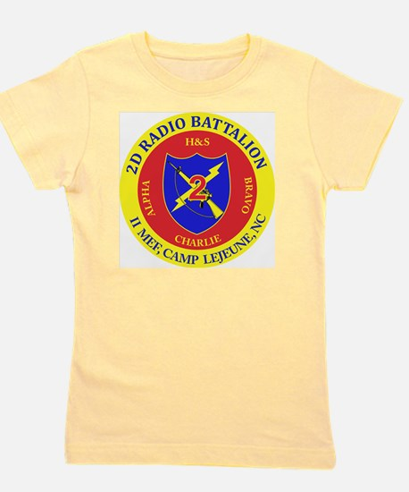 SSI-2ND RADIO BN Girl's Tee