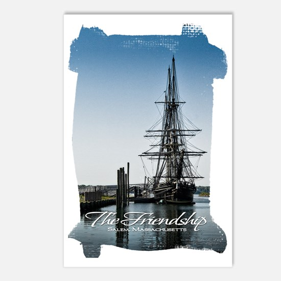 The Friendship Postcards (Package of 8)