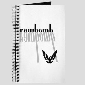 Raw Bomb Journal